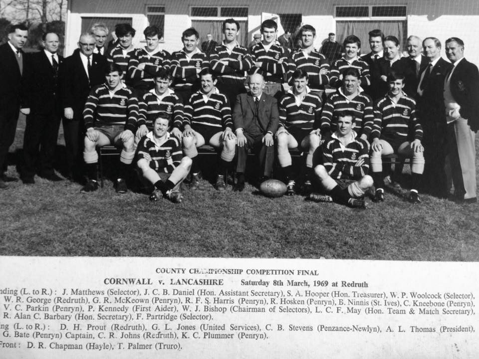 Nostalgic Return To Redruth For The Cornwall Side Of 69